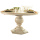 Paula Deen Home Round Pedestal Table in Linen CODE:UNIV20 for 20% Off
