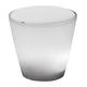 Domitalia Omnia Multifunctional HPL Top Outdoor Table in Translucent