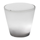 Domitalia Omnia Multifunctional Glass Top Outdoor Table in Translucent