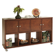 Somerton Studio Storage Case / Server in Rich Walnut 431-79