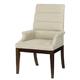 American Drew Miramar Upholstered Arm Chair in Auburn (Set of 2) 218-623