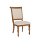 American Drew Grand Isle Side Chair in Amber (Set of 2)