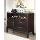 Trishelle Dining Room Server D550-59
