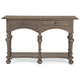 Bernhardt Belgian Oak Two Drawer Sideboard in French Truffle 337-131