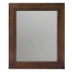 Bernhardt Huntington Wood-Framed Mirror in Saddle 342-321