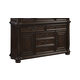 Samuel Lawrence Furniture San Marino Buffet in Sanibel Finish 3530-142