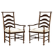 Paula Deen River House Arm Chair in River Bank (Set of 2) 393635-RTA SPECIAL
