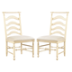 Paula Deen River House Side Chair in River Boat (Set of 2) 394634-RTA CLOSEOUT