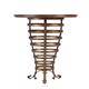 Stanley Furniture Arrondissement Brasserie Pub Table in Heirloom Cherry 222-11-34