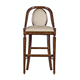Stanley Furniture Arrondissement Parc Bar Stool in Heirloom Cherry 222-11-73 (Set of 2) CLOSEOUT