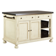 Paula Deen River House Kitchen Island in River Boat 394644
