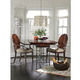 Stanley Furniture Avalon Heights 3-Piece Flip Top Dining Table Set in Chelsea