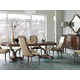 Stanley Furniture Avalon Heights 7-Piece Double Pedestal Table Set in Chelsea