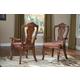 Ledelle Upholstered Arm Chair (Set of 2)