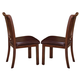 New Classic Sheridan Side Chair in Burhished Cherry 40-005-20 (Set of 2)