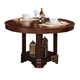 New Classic Sheridan Round Dining Table in Burhished Cherry 40-005-18