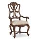 Hooker Furniture Adagio Wood Back Arm Chair (Set of 2) 5091-75401