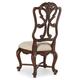 Hooker Furniture Adagio Wood Back Side Chair (Set of 2) 5091-75411
