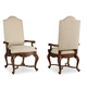 Hooker Furniture Adagio Upholstered Arm Chair (Set of 2) 5091-75500