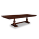A.R.T. Whiskey Oak Trestle Dining Table in Barrel Oak