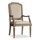 Hooker Furniture Corsica Upholstered Arm Chair (Set of 2) 5180-75401