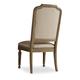 Hooker Furniture Corsica Upholstered Side Chair (Set of 2) 5180-75411