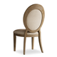 Hooker Furniture Corsica Upholstered Oval Back Side Chair (Set of 2) 5180-75412