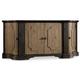 Hooker Furniture Corsica Credenza in Antiqued Espresso 5380-75900