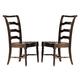 Hooker Furniture Eastridge Ladderback Side Chair (Set of 2) 5177-75310