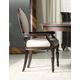 Hooker Furniture Eastridge Oval Back Arm Chair (Set of 2) 5177-75400