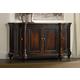 Hooker Furniture Eastridge 4-Door Shaped Credenza 5177-85001