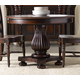 Hooker Furniture Eastridge 44-Inch Round Pedestal Dining Table 5177-75203