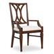 Hooker Furniture Palisade Splat Back Arm Chair (set of 2) 5183-75300
