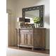 Hooker Furniture Sorella Shaped Credenza 5107-85001
