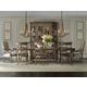 Hooker Furniture Sorella Rectangular Pedestal Dining Table Set