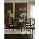 Hooker Furniture Palisade 5pc 60-Inch Round Dining Table Set