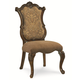 Legacy Classic Pemberleigh Upholstered Side Chair in Brandy Finish 3100-340 KD (Set of 2)