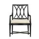 Stanley Furniture Coastal Living Resort Heritage Coast Arm Chair (Set of 2) in Stormy Night 062-F1-70