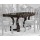 Samuel Lawrence Furniture San Marino Ped Table in Sanibel Finish (BASE ONLY)