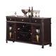 Acme Beale Server in Espresso 70219