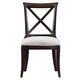 Stanley Furniture European Farmhouse Fairleigh Fields Guest Chair (Set of 2) in Terrain 018-11-60