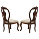 Acme Frederick Dining Side Chair (Set of 2) in Cherry 60363