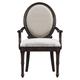 Stanley Furniture European Farmhouse Million Stars Hostess Chair (Set of 2) in Terrain 018-11-71