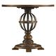 Stanley Furniture European Farmhouse Provencal Gardens Table in Blond 018-61-33