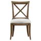 Stanley Furniture European Farmhouse Fairleigh Fields Guest Chair (Set of 2) in Blond 018-61-60