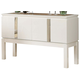 Acme Kilee Server in White 70994