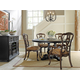Stanley Furniture Rustica Portfolio 5-Piece 54-Inch Round Table Set