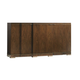 Lexington Tower Place Highland Park Buffet in Walnut Brown Arlington Finish 01-0706-852