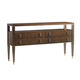 Lexington Tower Place Lake Shore Sideboard in Walnut Brown Arlington Finish 01-0706-869