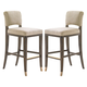 Lexington Tower Place Lasalle Counter Stool in Walnut Brown Arlington Finish 01-0706-815 (Set of 2)